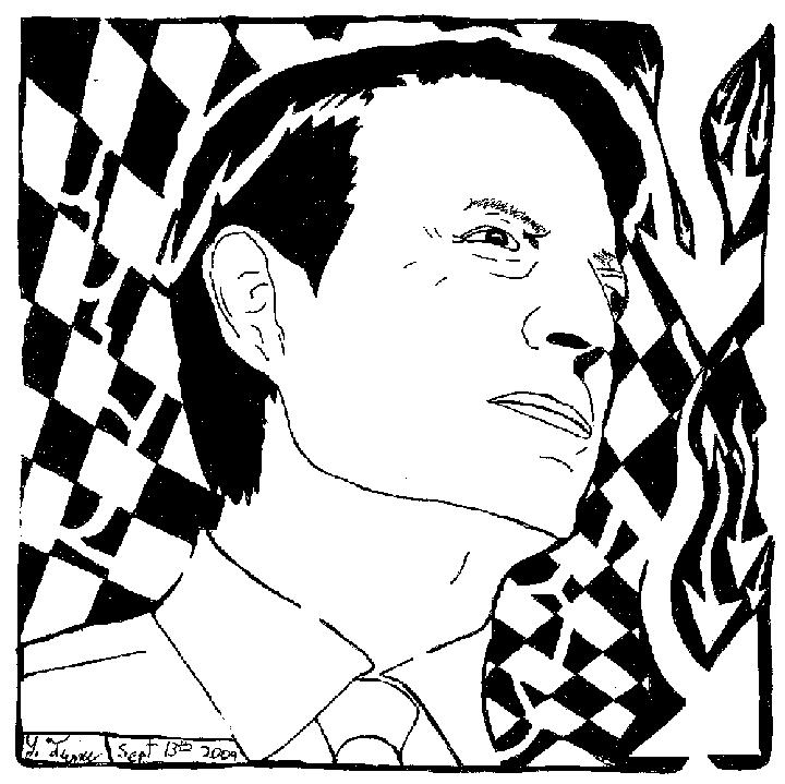 Maze of Al Gore, The former Vice President