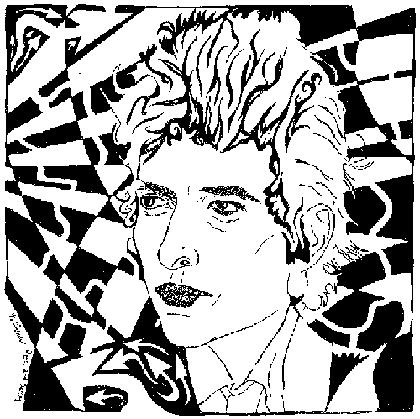 Bob Dylan Maze